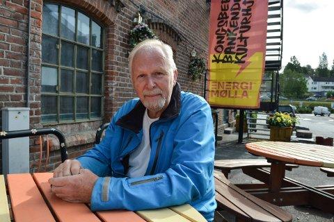 KOMMER TILBAKE: Trond Skarsten er leder i Viseklubben Christian, som nå har pause fram mot sommeren.