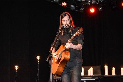KOMMER IGJEN: Torgeir Waldemar har spilt på EnergiMølla tidligere. 20. februar er han tilbake.