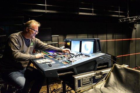 STOLT: Per Gustavsen i Kongsberg musikkteater er glad for å igjen kunne presentere ballett på internasjonalt nivå.