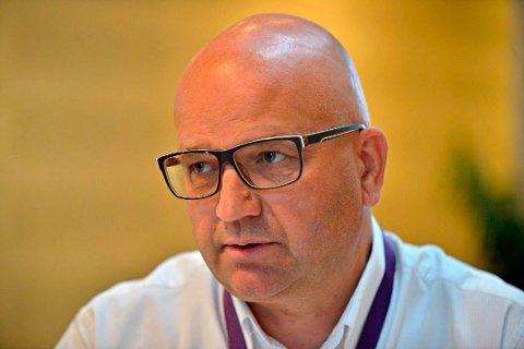 Lars Ole Bjørnsrud i TechnipFMC sier at de følger situasjonen daglig, men så langt har de klart seg bra.