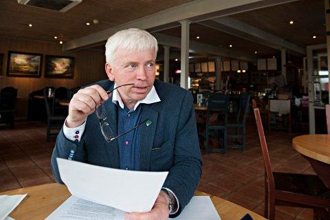 Ordfører Oddvar Garaas og kriseledelsen i Flesberg kommune likestiller hyttefolk med campingfolk. Dermed gjelder overnattingsforbudet også i campingvogner.