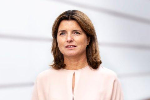 Administrerende direktør Nina Schanke Funnemark i Lånekassen