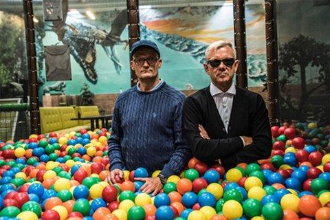 Klovn 3: Frank og Casper investerer i et lekeland. Det går ikke helt som planlagt.