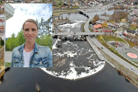 NY JOBB: Ane Wigenstad Kvamme blir ny kommuneoverlege i Kongsberg.