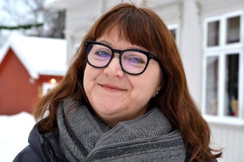 BLIR MINNET: Gry Charlotte Ljøterud Andersen.