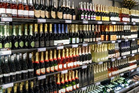 VINMONOPOLET: Norge har en restriktiv alkoholpolitikk med relativt få pol-utsalg. Nå er polet på jakt etter andre lokaler i Kongsberg.