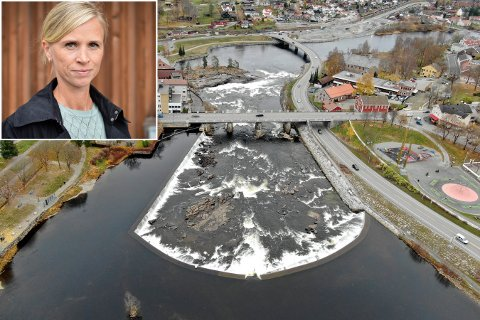 Bekymringsfullt: Smitten har blusset kraftig opp i Drammen. I Kongsberg er ting foreløpig under kontroll, men kommuneoverlege Ane Wigenstad Kvamme, er bekymret for at smitten også kan blusse opp i Kongsberg.