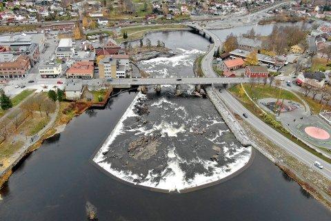 I karantene: 33 personer er satt i karantene i Kongsberg etter at en person fikk påvist Covid-19 lørdag.