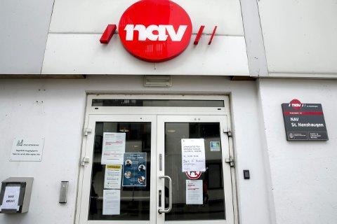 MANGE LEDIGE: NAV melder at det er 531 arbeidsledige i Kongsberg per uke 3.