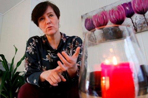- FORBASKA TØFT: Wivi-Ann Bamrud er både styremedlem i Kongsberg Jazzfestival og daglig leder i Kongsberg Næringsforum. Hun forteller at hun sammen med resten av styret jobber for å finne en løsning med Kongsberg Gruppen. Bildet ble tatt i en annen sammenheng.