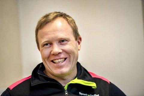 GRÜNDER: Tor-Andre Skeie leder den Hordaland-baserte utfordreren til markedslederne i sportsbransjen.