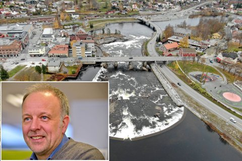 PRISBYKS: Prisene på vann og kloakk har økt. Den største økningen er kloakkavgiften, som har økt med 25 prosent. Årsaken er behovet for større investeringer på området, forklarer Jens Sveaass, sjef for tekniske tjenester i kommunen.