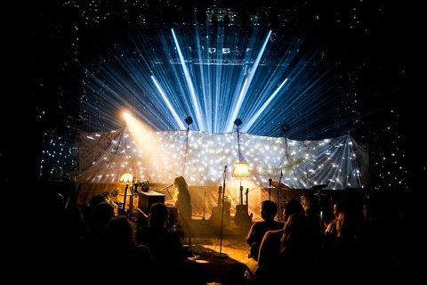 KOMMER: Marion Ravn holder konsert i Kongsberg musikkteater 28. mai.