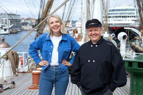 Mari Garås Monsson og Rune Nilson skal lede NRKs sommersatsing i uke 31, altså fra 3. til 6. august.