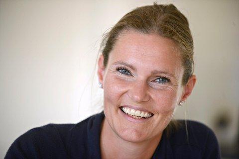 TAR OVER: Gro Rudi blir ny midlertidig teknisk sjef i Flesberg kommune.
