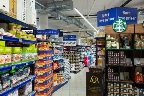 PRISHOPP: Matvareprisene steg klart i juli og trakk opp den totale prisstigningen. Foto: Alexander Winger (Nettavisen)