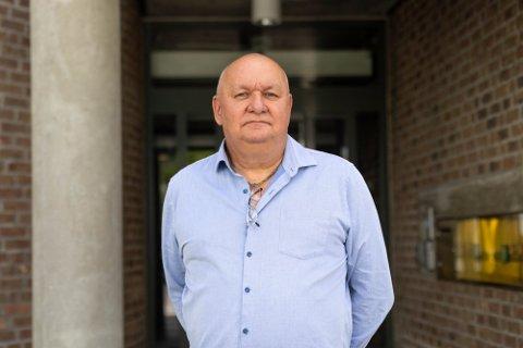 STEMMETULL: Bernt Søraa sier at de har lært at de må puste mer med magen, etter stemmetabben i forrige uke.
