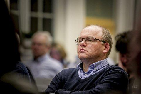 Espen Lahnstein (Senterpartiet)
