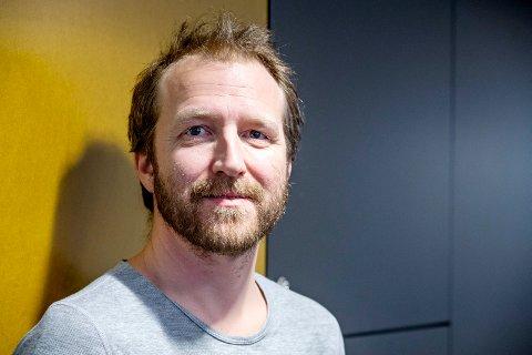 Hell i kulturkirken: Thom Hell spiller i Lierskogen kulturkirke søndag kveld. Foto: Håkon Mosvold Larsen / NTB scanpix