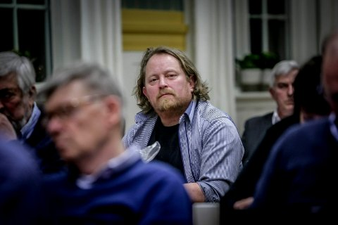 TAR STEGET: Frps Morgan Langfeldt har meldt seg på kampen om plass på Stortinget etter valget i 2017. – Men det blir en spennende nominasjon, sier han.