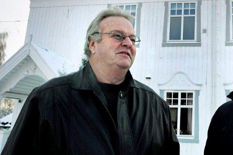 Knut Eliert Sørnes