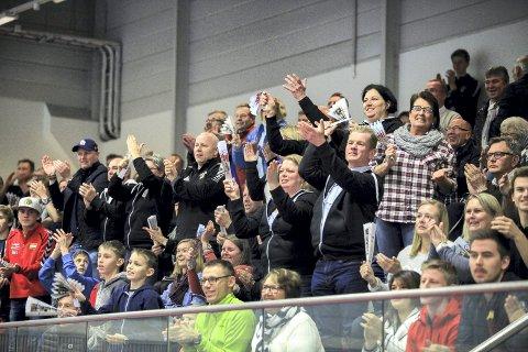 St. Hallvard - Sandefjord 28-27 (14-13). Reistad Arena, 445 tilskuere.