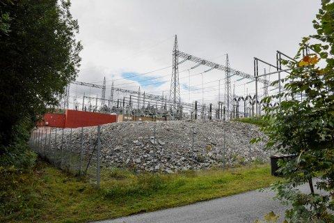 OMSTRIDT: Statnetts planer for utvidelse av Sylling trafostasjon på Oddeval har fått krass kritikk fra en rekke naboer.