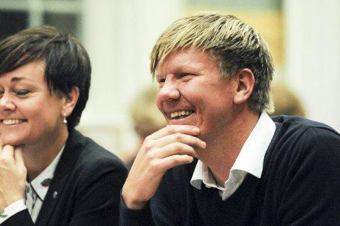 Advarte: Geir Cato Kristiansen, Venstre.