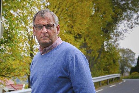 Tidligere Ap-politiker Paul Christian Justad
