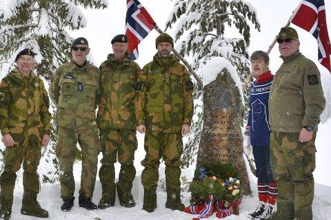 MARKERING SØNDAG: 5. mars er det tid for årets Nykjua-dag. Her fra fjorårets minnemarkering.