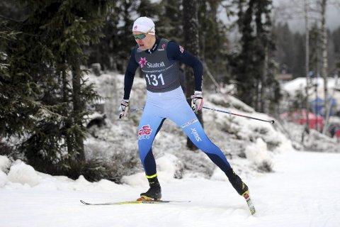 Mats Øverby gikk fra et bra løp i senior-NM fredag til en seier i 17-årsklassen i norgescupfinalen lørdag.
