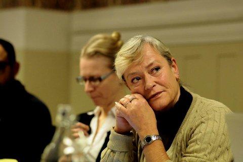 BA OM UTSETTELSE: Helene Justad (H) ba om at behandlingen av detaljreguleringen for Kværner-tomta og Ringveien 2 på Tranby ble utsatt, og fikk hele planutvalget med seg på det.