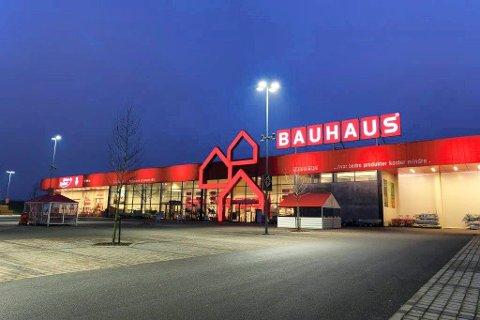 ØNSKER TIPS OM TOMTER: Bauhaus Norge ønsker å etablere seg flere steder enn på Lierskogen og i Vestby. Nå utlover de dusør til dem som kan gi dem tips om aktuelle tomter.