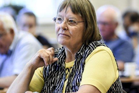 STØTTER GEBYRER: KrF-leder Brynhild Heitmann støtter innføringen av gebyrer, og refser samtidig SV for hun mener er en «usselgjøringen» av pasienters økonomiske situasjon.ARKIVFOTO: PÅL A. NÆSS
