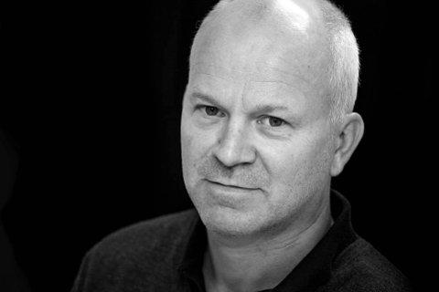 Pål A. Næss er redaktør i Lierposten