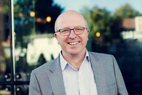 NY DAGLIG LEDER: Erling Eri (57) fra Horten har tatt over lederjobben i Lier eiendomsselskap KF.