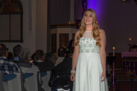 Stor stemme: Ingeborg Soot inviterer til konsert i kveld i Frogner kirke. Arkivfoto