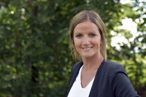 HAR SAGT OPP: Marianne Jøsok Woldstad har hatt permisjon fra stillingen som kommunikasjonssjef siden nyttår. Nå har hun sagt opp
