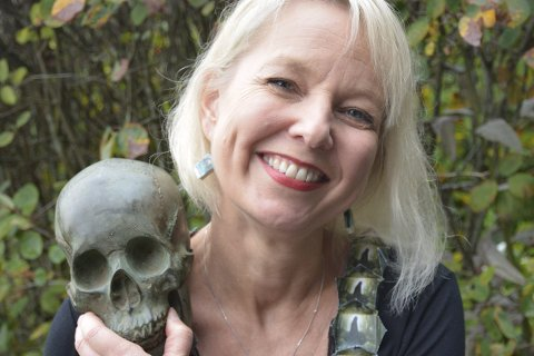 Kriminell sommer: Marit Reiersgård er med i en novellesamling for dem som ikke klarer å vente på neste bok fra den kanten.arkivbilde