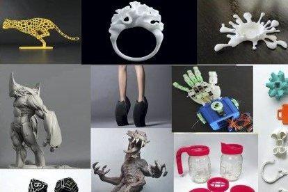 Hva lager du? Det er uante muligheter for kreativiteten når biblioteket tilbyr både 3D-printing og Makerspace.