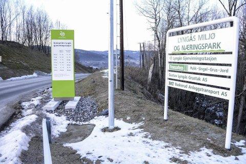 Vurderer stans: Politikerne kan sette en stopper for utbyggingsplanene til Stena Recycling på gjenvinningsanlegget på Lyngås. I hvert fall for en stund.
