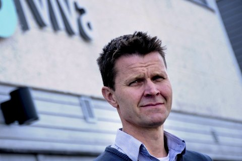 FIKK NEI: Daglig leder Arne Johan Grimsbo håpet på økt ansvarsområde for Viva, men Asker sier foreløpig nei.