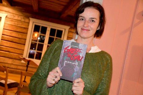Laura Djupvik fra Nøste gir ut ny bok.