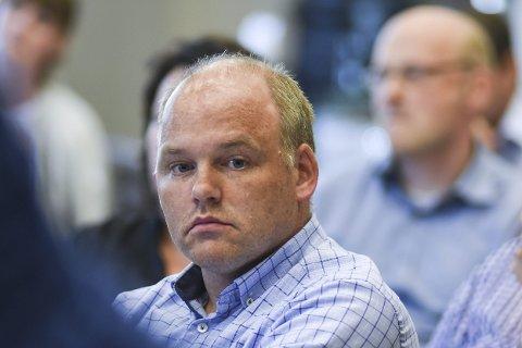 KRITISK: Espen Lahnstein mener Høyre må ta et klart ansvar for den uoversiktlige situasjonen rundt framføringen av E134.FOTO: PÅL A. NÆSS