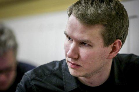 SLUTTER: Håkon Norstrand flytter til Oslo, og er dermed ute av lokalpolitkken for denne gang.FOTO: PÅL A. NÆSS