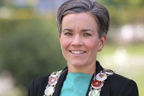 Ordfører Gunn Cecilie Ringdal