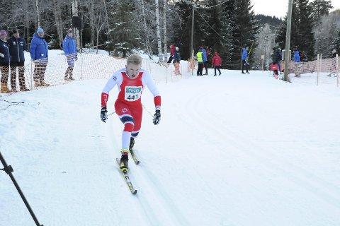 Sterk debut: Jørgen Sveaas imponerte i sin langløpsdebut. Nå vil han gå Birkebeinerrennet om halvannen måned.