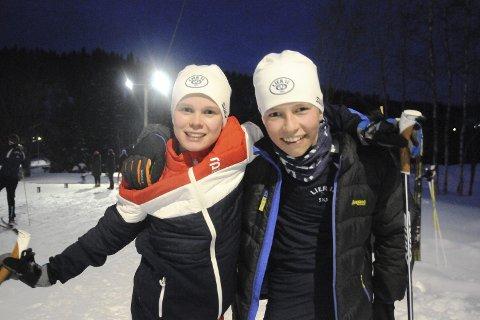 Liermesterskapet – en klar favoritt: For William Fjeld Jønsson og Einar Lie Vasbrekke er Liermesterskapet et av favorittrennene. – Det er akkurat passe lengde på det, mener Lie Vasbrekke.