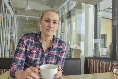– Ta hensyn: Hanne Tufte Egelandsdal etterlyser både skilting og lavere fart, men mest av alt at alle som ferdes i trafikken tar hensyn til hverandre.