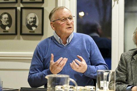 Ønsker enighet: Aps Gunnar Nebell mener det er viktigere enn noen gang å samles om én løsning for riksvei 23.